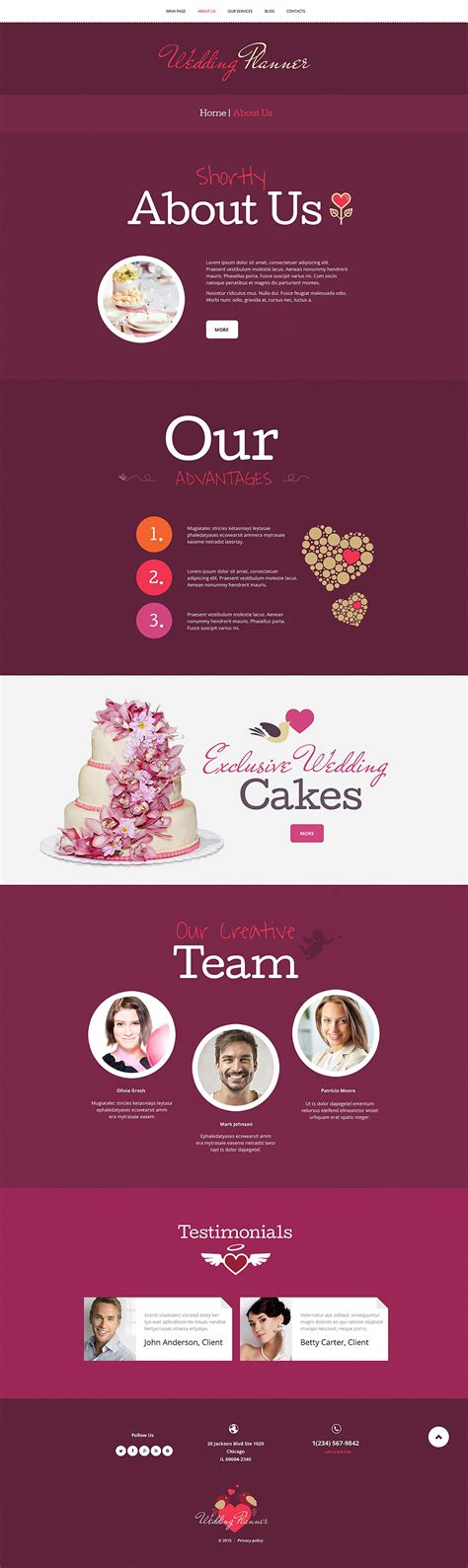 Wedding Planner Theme by 30 Best Wedding Themes