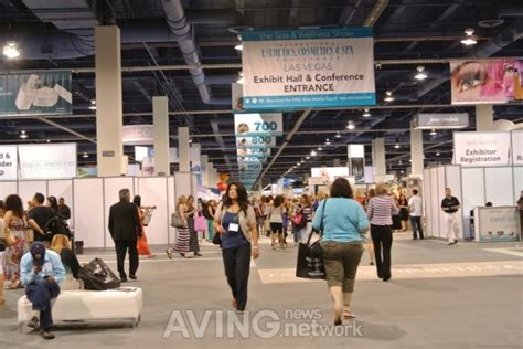 when is the hair show in las vegas 2015 international esthetics cosmetics and spa conference