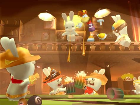 Dijamin Ps4 Rabbids New rayman raving rabbids 2 reviews and previews pc ps4 xbox one and mobile