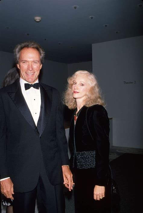 sondra locke i clint eastwood clint eastwood splits from wife dina couple remain close