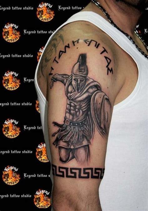 ancient warrior tattoo designs ancient spartan warrior designs spartan worrior