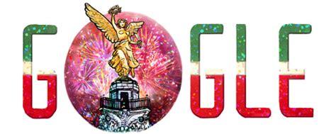 doodle de hoy 15 de septiembre mexico independence day 2009