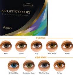 air optix color lenses air optix color contact lenses