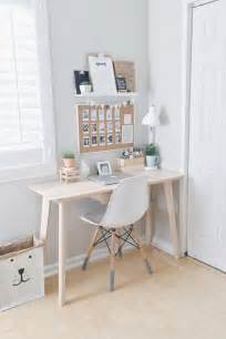 Study Desk Ideas For Small Spaces Wanderlust Devoirs And Bureaux On Pinterest