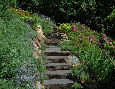 Steilen Hang Bepflanzen by Ornamental Plantings 1 Clc Landscape Design