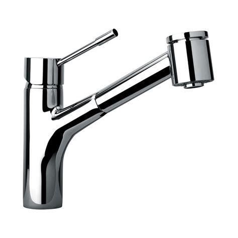 single hole kitchen faucet with pull out spray jewel faucets 25576 j25 kitchen series single hole kitchen