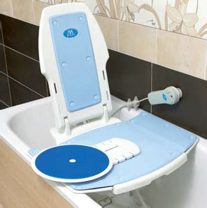 chaise de baignoire adulte top sige de bain pivotant