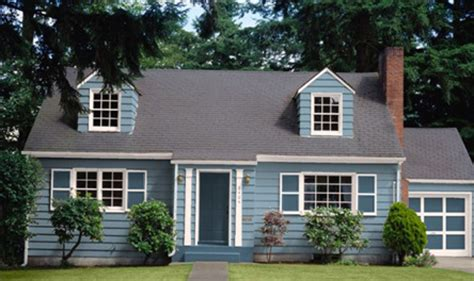 Blue Cape Cod - tlingit victorian blue cape cod homes online new