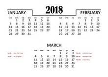 how to make a quarterly calendar in excel free printable 2018 quarterly calendar templates