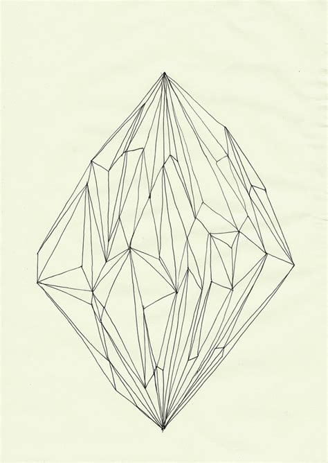 diamond pattern drawing diamonds in art and design