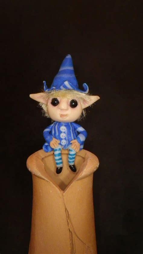 elf dolls house dolls house miniature lucky chimney elf by treasuredbyu on deviantart
