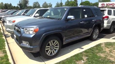 Toyota 4runner Limited Review 2012 Toyota 4runner Limited Review