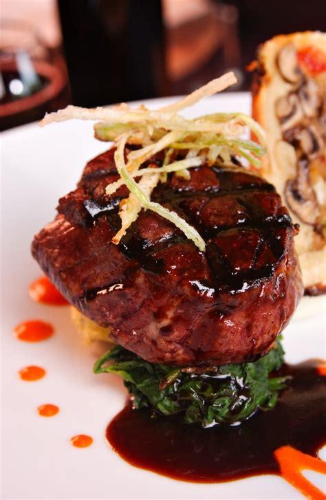 filet mignon menu meaty main course filet mignon with balsamic glaze 12