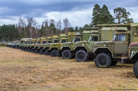 Can You Get In The Army With A Criminal Record Belarus Is Selling Its Ussr Army Trucks And You Can Buy One Autoevolution