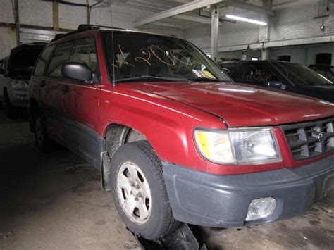1998 Subaru Forester Parts by Parting Out 1998 Subaru Forester Stock 120025 Tom S
