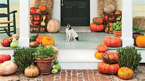 southern living fall decorating ideas porch pumpkin patch fall decorating ideas southern living
