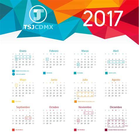 Calend Judicial Calendarios Poder Judicial Cdmx