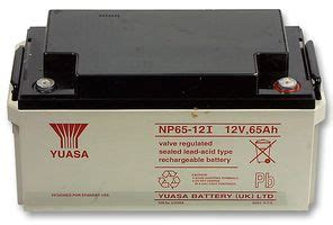 Batrey Yuasa Np 65 12 np65 12 yuasa battery 12v 65ah farnell element14