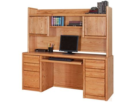martin home furnishings home office computer credenza