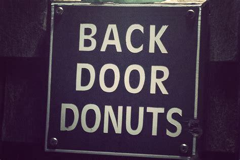 Back Door Donuts Oak Bluffs by Back Door Donuts Gallivant
