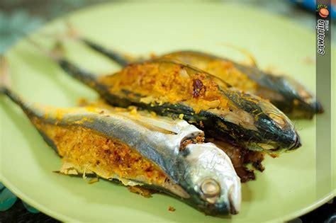 Minyak Kelapa Ikan Dorang ikan cencaru sumbat sawanila