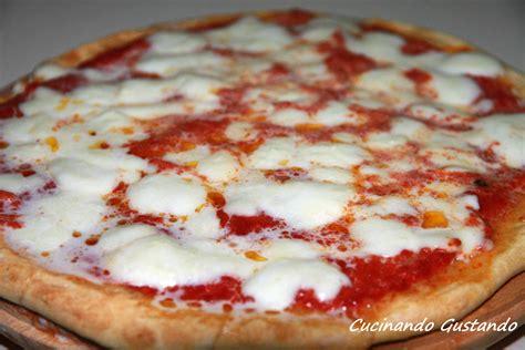 tempo di cottura pizza fatta in casa ricetta pizza fatta in casa semplice e morbida