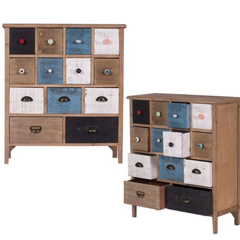 shabby chic bedroom furniture chest drawers solid wood