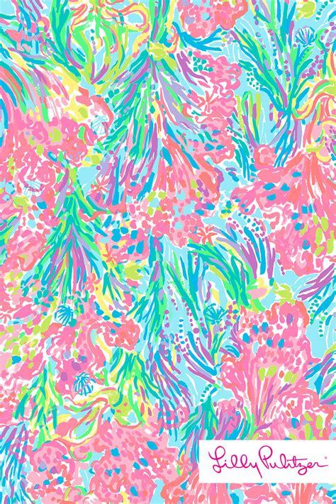 background pattern beach lilly pulitzer palm beach coral wallpaper pinterest