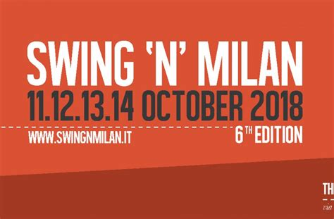 swing n milan swing n milan 6th edition 11 12 13 14 10 2018 spirit