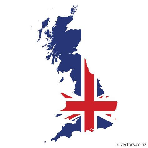 map uk vector 42 best images about flag maps on map of
