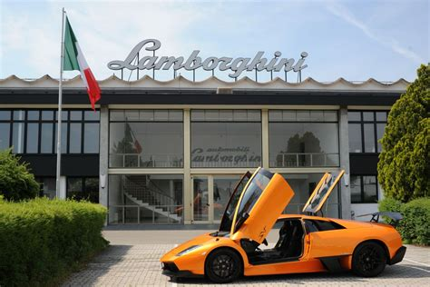 Lamborghini Factory Tour Sports Car Zone 187 National Geographic Tours