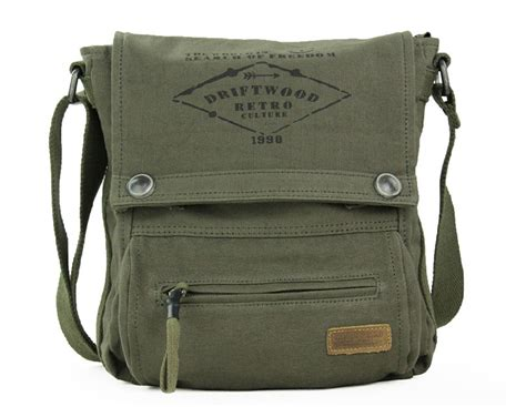 Army Canvas canvas messenger bag army canvas shoulder bag yepbag