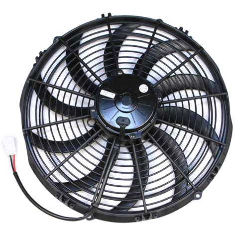 Spal 14 Quot High Performance Fan Push Curved