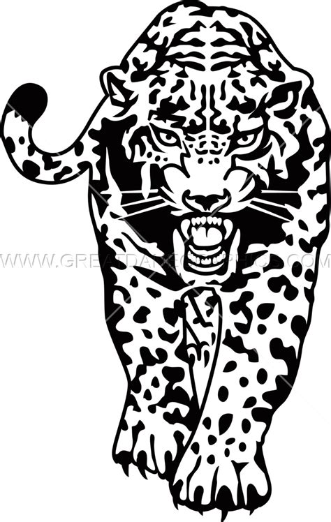 jaguar clipart jaguar clipart black and white how to format cover letter