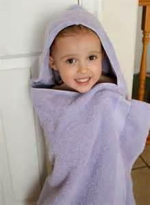 hooded bath towels sew up an easy hooded bath towel make and takes