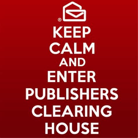Enter Publishers Clearing House Sweepstakes - what i would do with 1million plus 5 000 every week for life giveaway