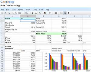 Stock Analysis Report Sample Best Photos Of Stock Market Excel Templates Excel