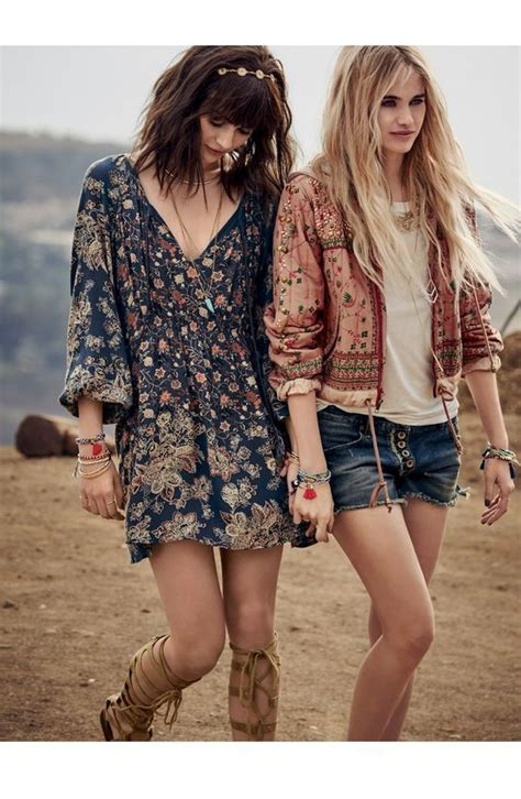 jurk festival chique what is bohemian chic fashion style bohemian style