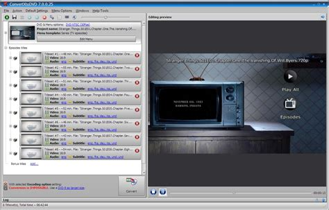 convertxtodvd menu templates convertxtodvd 7 0 0 64 free videohelp
