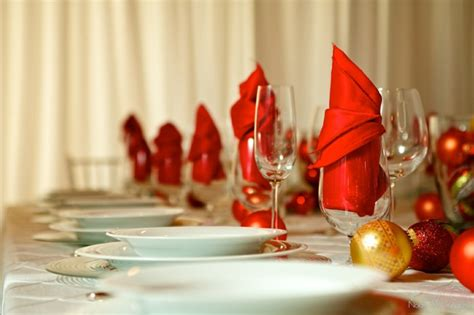 christmas table decorations made self 55 festive table