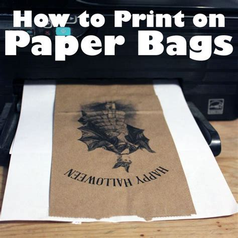 How To Make A Brown Paper Bag - 25 best ideas about brown paper bags on paper