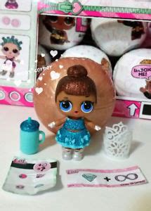 Lol Doll Glitter Series Ori new lol glitter series big doll miss baby ebay