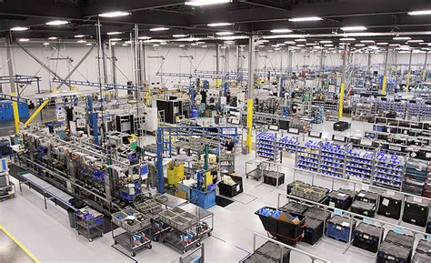 design for manufacturing and assembly delivers product improvements 2016 assembly plant of the year bosch rexroth flexes its