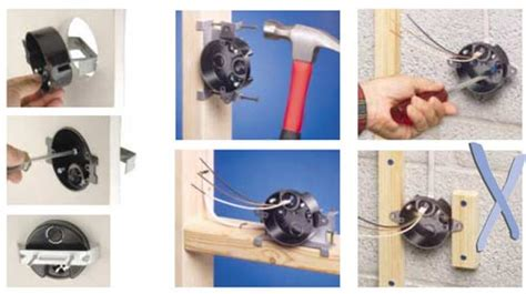 Electrical Box For Wall Sconce Arlington Industries Small Diameter Sconce Box Cableorganizer