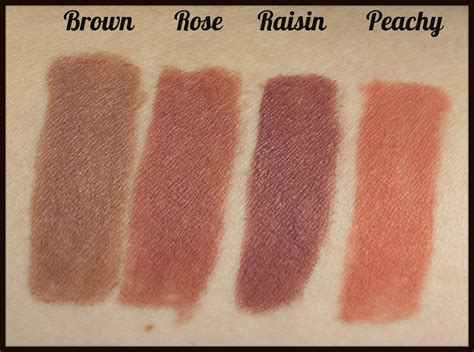 Lip Pencil Pixy s bargain mineral lip liners review and