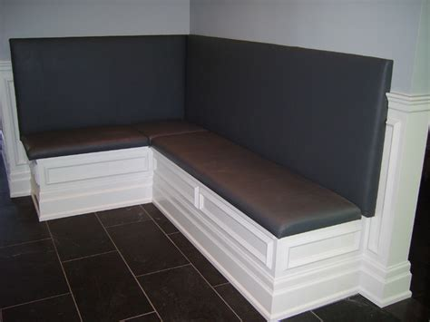 Built In Banquette Seating Plans built in banquette contemporary dining room toronto by norcon home improvements