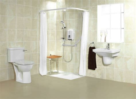 threshold bathroom accessible barrier free wet room shower systems cleveland columbus and nationwide sales