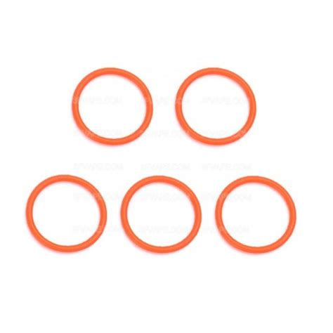 Sale Kenmaster Ring Seal Gas Isi 5pcs 5 Pcs authentic smoktech smok tfv8 baby orange silicone top sealing o rings