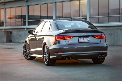 performance upgrades for 2015 s3 2015 audi s3 limited edition adds visual performance