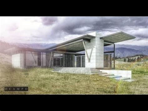 Make A Floorplan architectural post production using photoshop youtube
